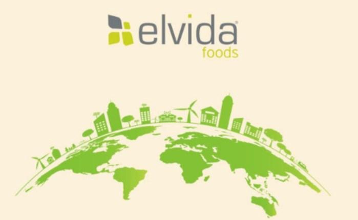 Elvida Foods: Πράσινο πιστοποιητικό, για 3η συνεχή χρονιά