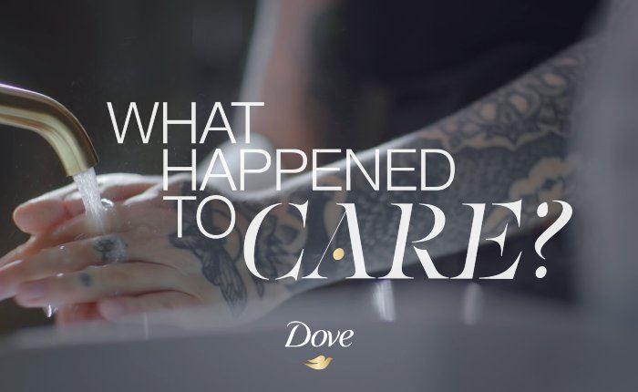 «What Happened to Care?» : Η νέα καμπάνια από την Oglivy και την Dove