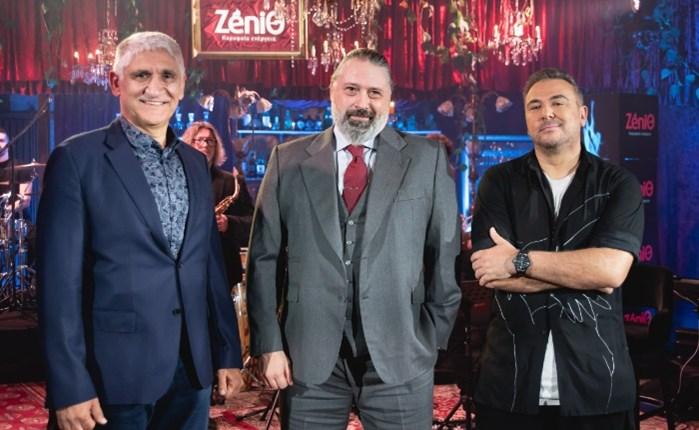 Ρεκόρ θεατών για την κορυφαία online συναυλία της ZeniΘ με τον Αντώνη Ρέμο