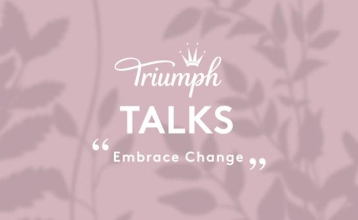 """""""Embrace change"""": Σειρά ομιλιών από την Triumph"""
