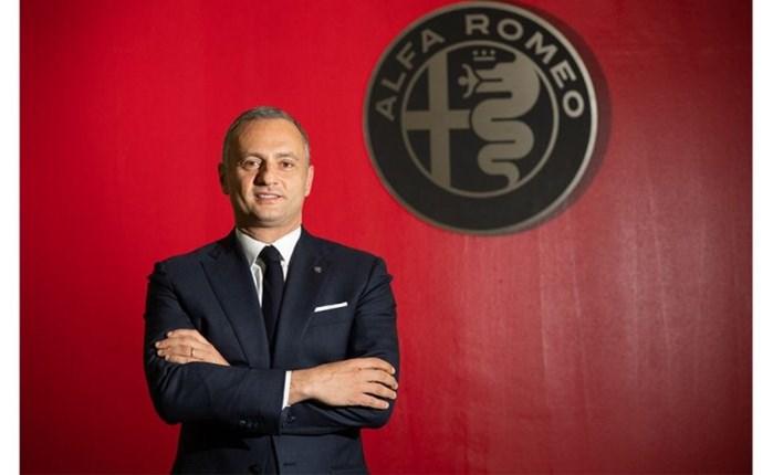 O F. Calcara στη θέση του Επικεφαλής Marketing και Communications της Alfa Romeo παγκοσμίως