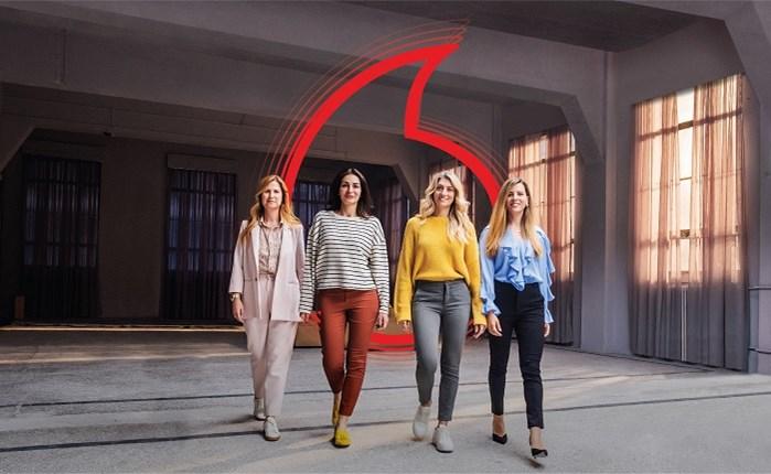 Η Vodafone και η Wunderman Thompson με νέα καμπάνια για την Γυναικεία Επιχειρηματικότητα