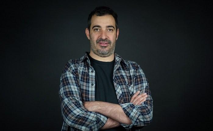Ο Άρης Λαούδης Διευθυντής του Reader.gr