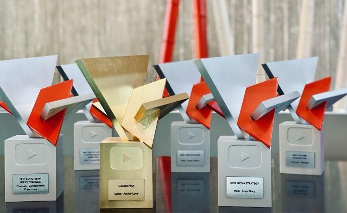 YouTube Works: 6 βραβεία για την Ogilvy