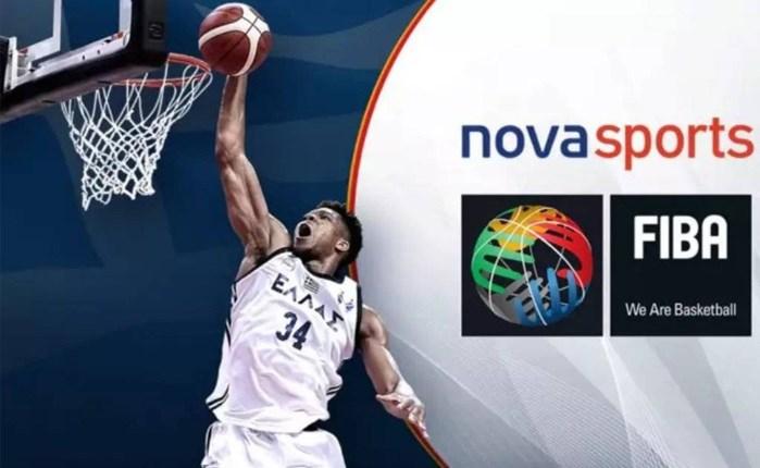 Novasports:  Περισσότεροι από 1.000 αγώνες μπάσκετ τα επόμενα χρόνια