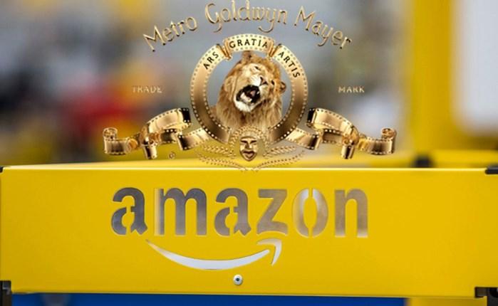 Amazon: Φήμες για πρόταση εξαγοράς της MGM