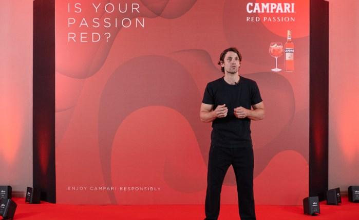 Campari: Oι πρωταγωνιστές της καμπάνιας μοιράστηκαν το δημιουργικό πάθος τους σε 6 Masterclass