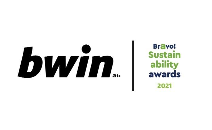 Διπλή βράβευση της bwin στα Bravo Sustainability Awards 2021