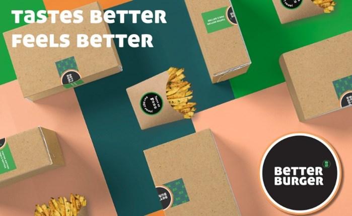 Tenfour: Branding Design για το Better Burger