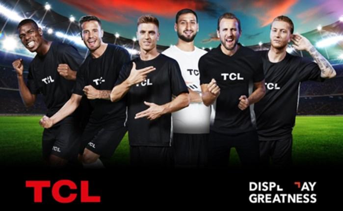 ΤCL: Συνεργασία με έξι διεθνείς ποδοσφαιριστές