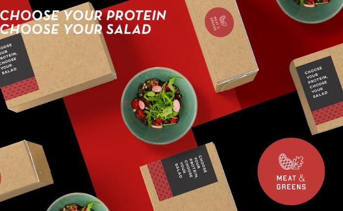 Tenfour: Δημιουργεί για το food brand Μeat & Greens