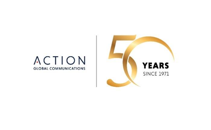 Action Global Communications: Γιορτάζει 50 χρόνια επιτυχημένης πορείας