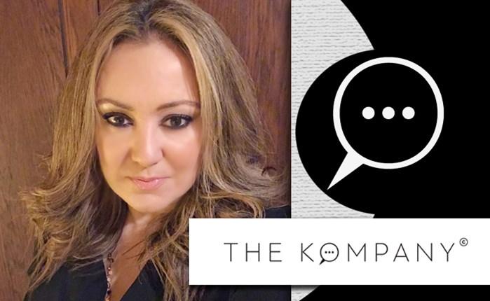 The Kompany: Νέα Γενική Διευθύντρια η Έλενα Χουλιάρα