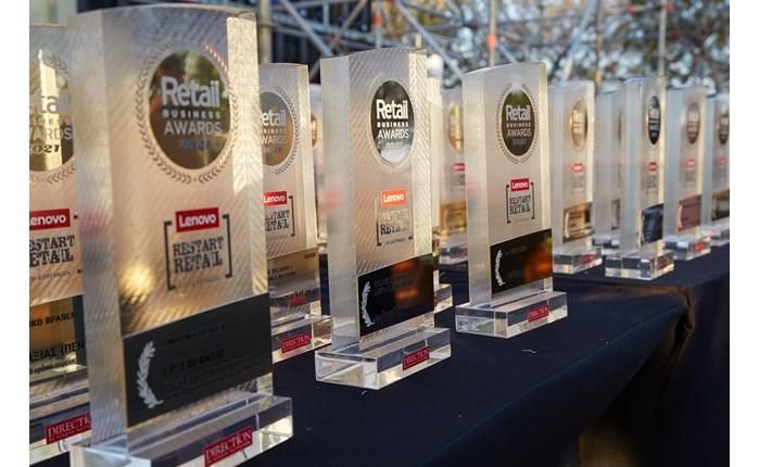 Oι μεγάλοι νικητές των Lenovo RetailBusiness Awards 2021
