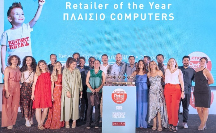 Πλαίσιο Computers: Νο1 Retailer στην Ελλάδα για το 2021