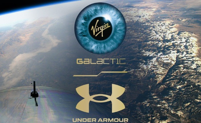 UNDER ARMOUR x VIRGIN Galactic: Επιδόσεις στη Γη - Δοκιμασμένες στο διάστημα