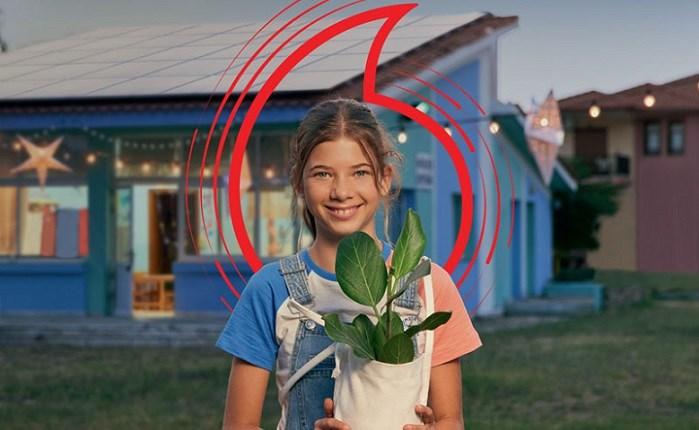 Wunderman Thompson: Nέα καμπάνια για το Vodafone Green Giga Network