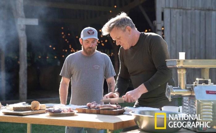 «Gordon Ramsay: Εκτός Χάρτη»: Επιστρέφει με νέο κύκλο επεισοδίων στο National Geographic
