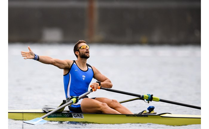 Stoiximan: Καλωσορίζει τον Χρυσό Ολυμπιονίκη Στέφανο Ντούσκο στην ομάδα των Πρωταθλητών