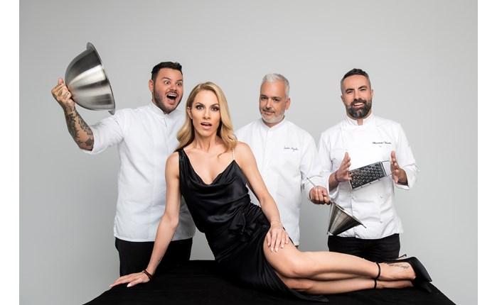Ξεκινάει το «Game Of Chefs» στον ΑΝΤ1