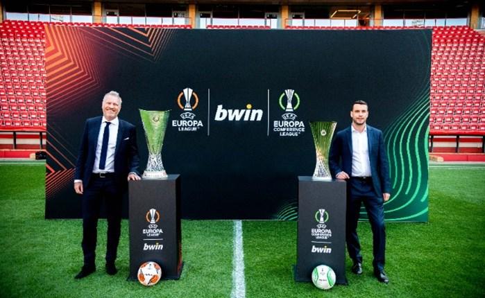 Bwin: Επίσημος Χορηγός του UEFA Europa League και του UEFA Europa Conference League
