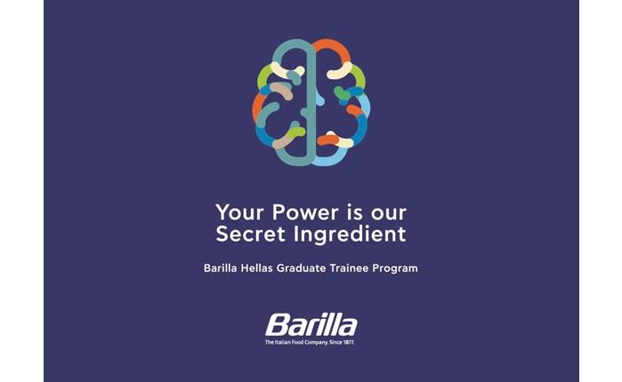 """H δύναμη σου είναι το μυστικό """"συστατικό"""" επιτυχίας της Barilla Hellas"""