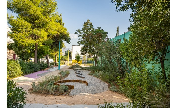 P&G: Δημιουργία των νέων πάρκων τσέπης στην Πετρούπολη και τον Ασπρόπυργο