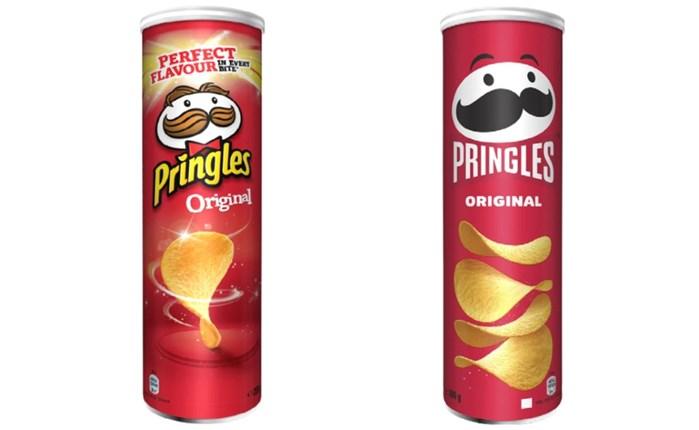 Pringles: Αλλάζει o Μr.P μετά από 20 χρόνια