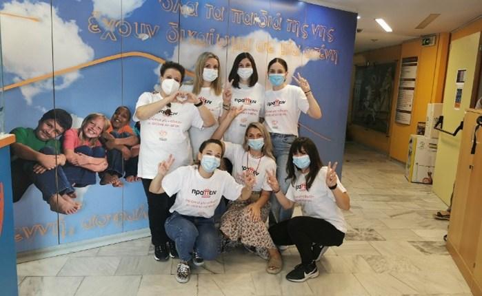Κωτσόβολος: Για 9η συνεχόμενη χρονιά οι εθελοντές της εταιρείας στηρίζουν την «Κιβωτό του Κόσμου»