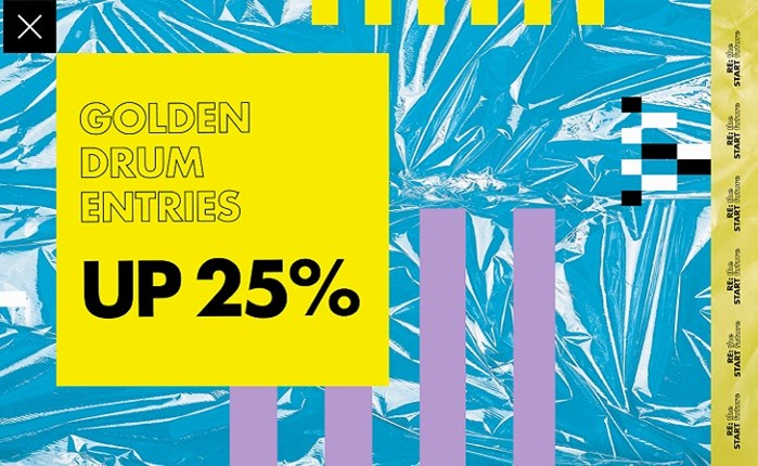 Golden Drum: Ρεκόρ με 25% αύξηση στις συμμετοχές