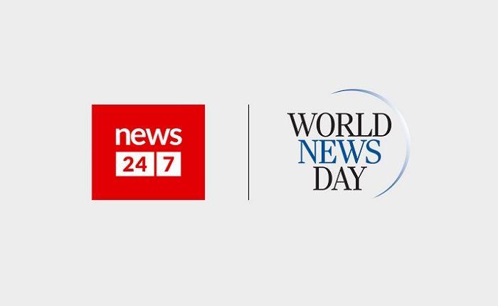 Το NEWS 24/7 συμμετέχει στο World News Day