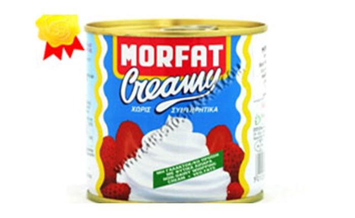 H  Morfat Creamy στη Beyond