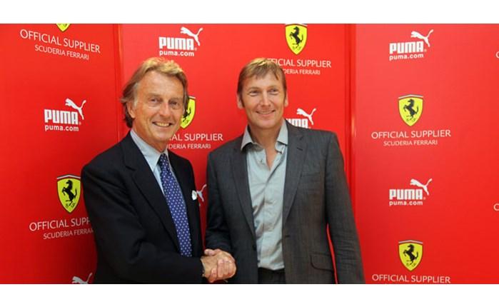 Συνεχίζουν μαζί Ferrari και Puma