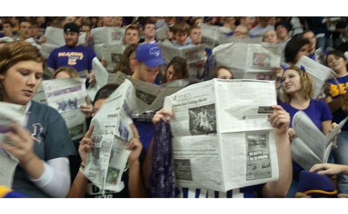 Η νεολαία διαβάζει -ακόμα- εφημερίδες!