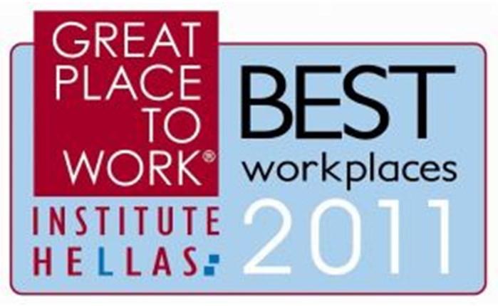 Διακρίσεις στα Best Workplaces 2011