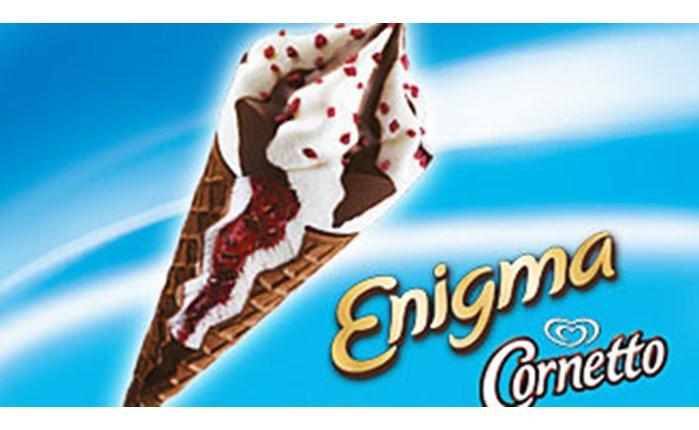 Unilever: Καμπάνια για το Cornetto Enigma