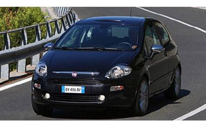 Fiat: Panda και Punto Evo με υγραέριο!