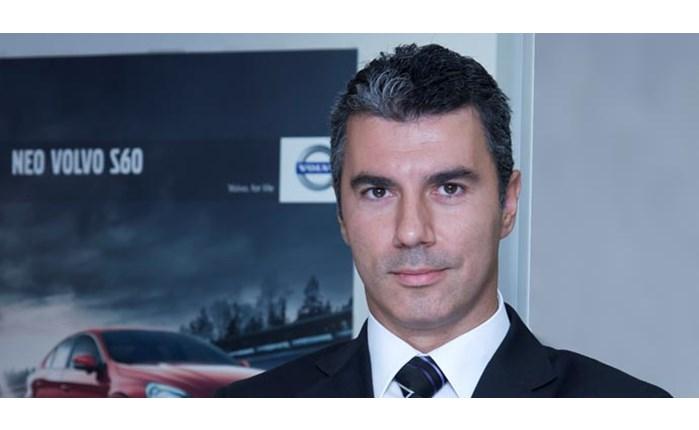 Volvo Hellas: Νέος δ/ντης πωλήσεων