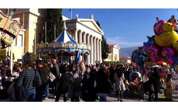 Συνεχίζεται στο Ζάππειο το ONEIRO Christmas Park