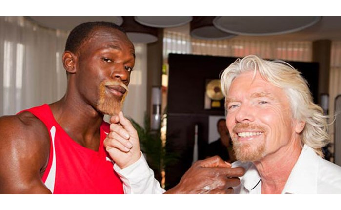 Η Virgin Media συνεργάζεται με τον Usain Bolt