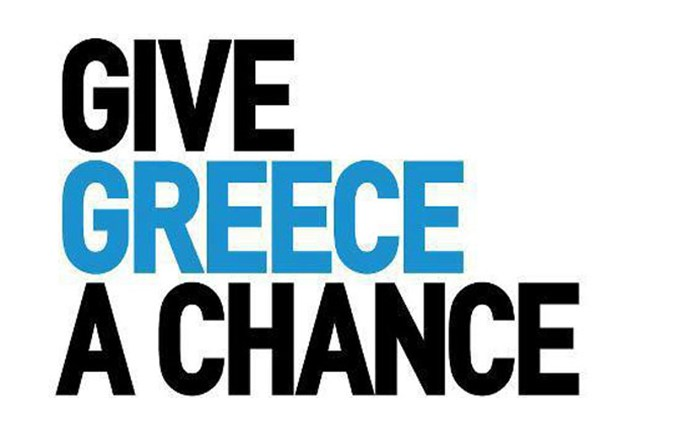 Give Greece a chance!
