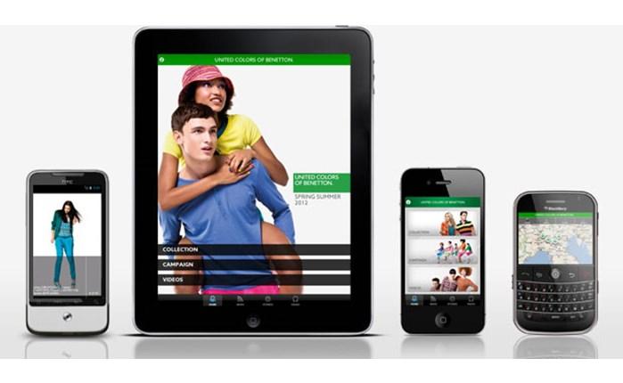Ο κόσμος της Benetton σε apps!