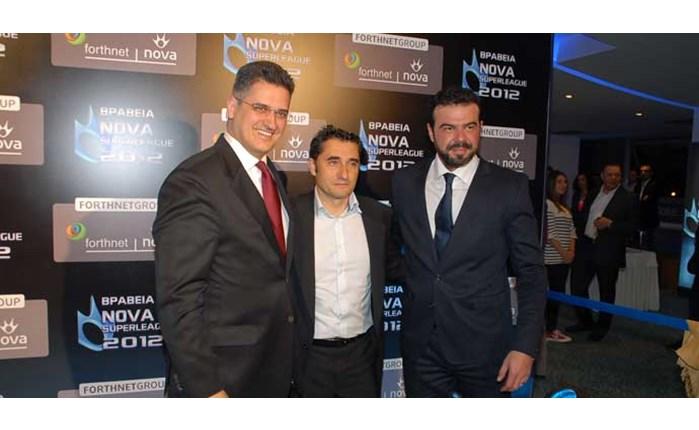 Nova Superleague: Η βράβευση των κορυφαίων