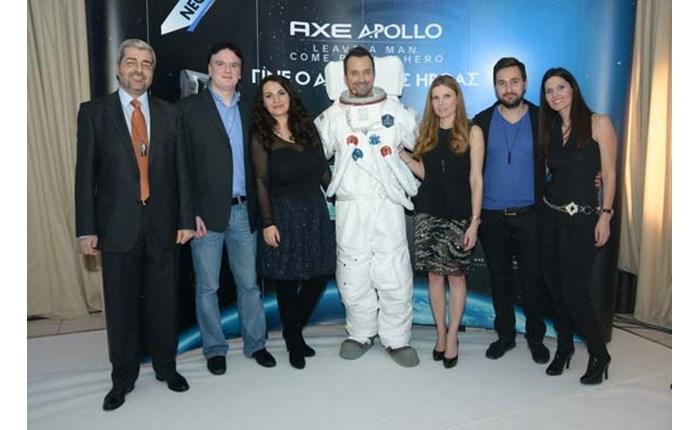Η Asset Ogilvy για το AXE APOLLO