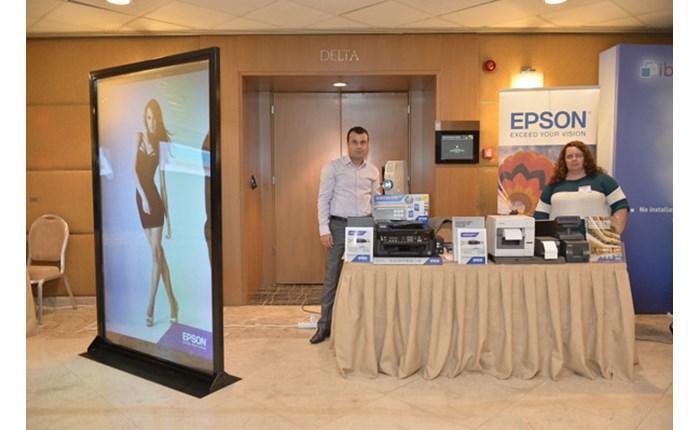 Epson: Συμμετοχή στο Hospitality Next
