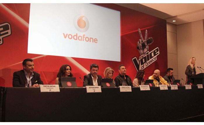 Press Junket για το THE VOICE