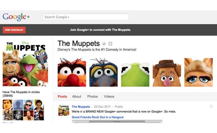 Καμπάνια του Google+ στη Μ. Βρετανία
