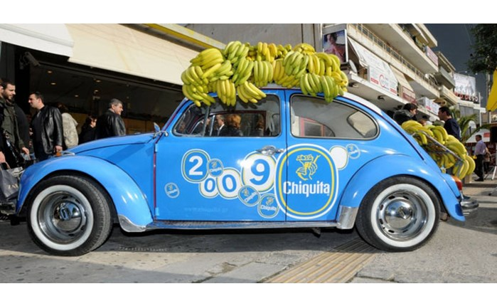 CIVITAS και Chiquita για 3η χρονιά μαζί
