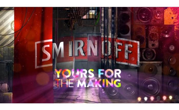 Νέα παγκόσμια καμπάνια της Smirnoff