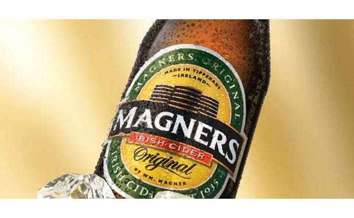 Ο μηλίτης Magners από τη Μύθος Ζυθοποιία